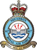 617 Squadron 'the Dambusters'